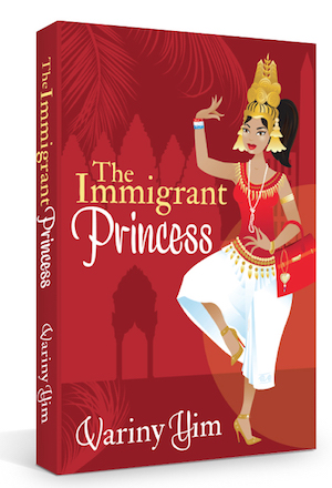 The Immigrant Princess - Variny Yim